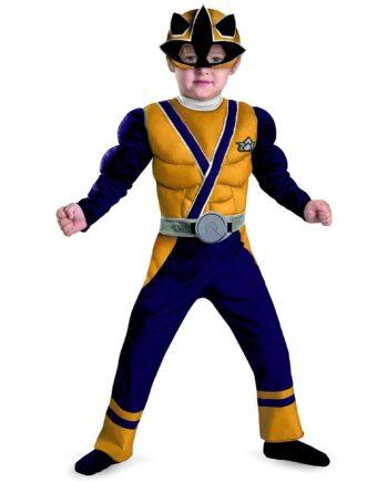Golden Ranger Muscle
